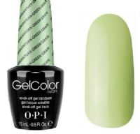 Pastels - Gargantuan Green Grape -  OPI GelColor UV Polish - 15ml